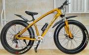 Велосипед FATBIKE (Фэтбайк) в Астане! Только ЗАВОДСКИЕ!