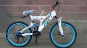 Велосипед Green Bike (двухподвесный) на спицах в АСТАНЕ! Только заводс