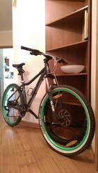 Велосипед Author A-GANG Leon 17.